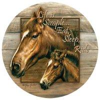 Horse Coasters Sacred Passage