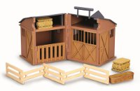 Stable Playset & Accessories