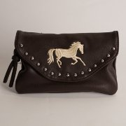 7d31ed27f2 Handbags and Wallets with images of horses