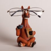 Funny Horse Eyeglass Holder