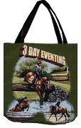 3 Day Eventing - Tapestry Tote Bag