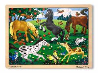 Frolicking Horses Puzzle