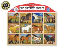 Pasture Pals - 12 toy horses - Ages 3+