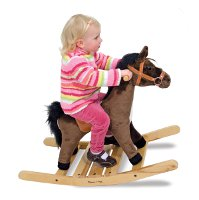 Local Pickup Only - Rocking Horse with galloping sound
