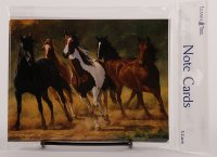 Note Card Sets with Horses
