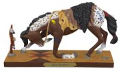 """Blood Brothers"" - Trail of Painted Ponies Figurine"