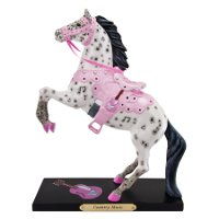 """Country Music"" - Trail of Painted Ponies Figurine"