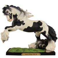 """Gypsy Vanner - Don't Fence Me In"" - Trail of Painted Ponies"