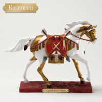 """Legend of the Plains"" - Trail of Painted Ponies Figurine"