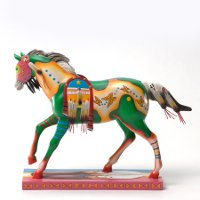 """Rites of Passage"" - Trail of Painted Ponies Figurine"