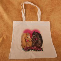 Love Horses - tote bag - Value Line