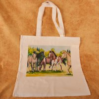 Pasture Pals - tote bag - Value Line