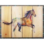 Horse Spirit - Weather Resistant Art Signature Series - 16x24